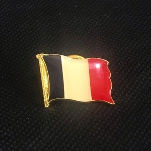🇫🇷 French Flag Pin